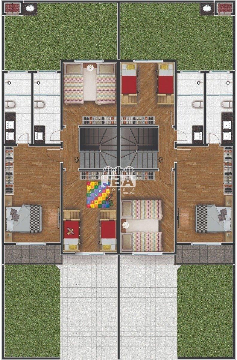 Residencial Vilagran 557 - Planta da unidade 05718.270